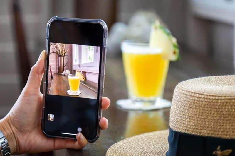 editar fotos en el móvil