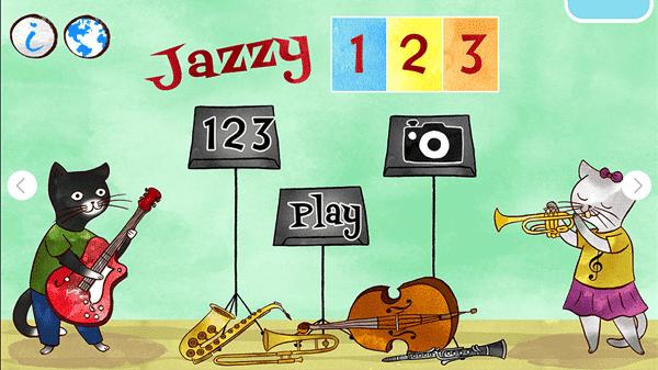 jazzy apps música