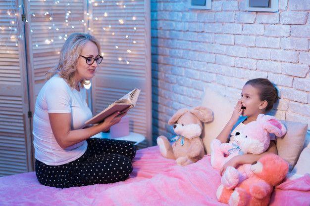 leer a los niños en voz alta