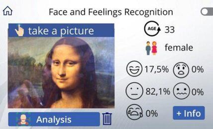 estudiar las emociones con las powerapps de microsoft