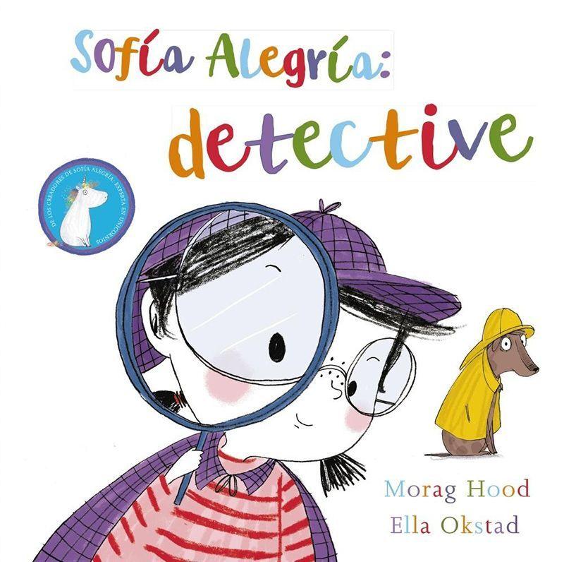 Sofía Alegría: detective