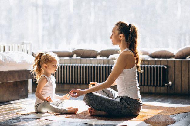 yoga pequeños