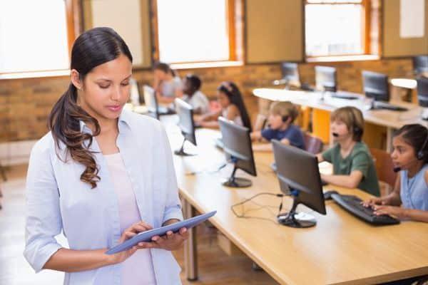 profesor transformación digital