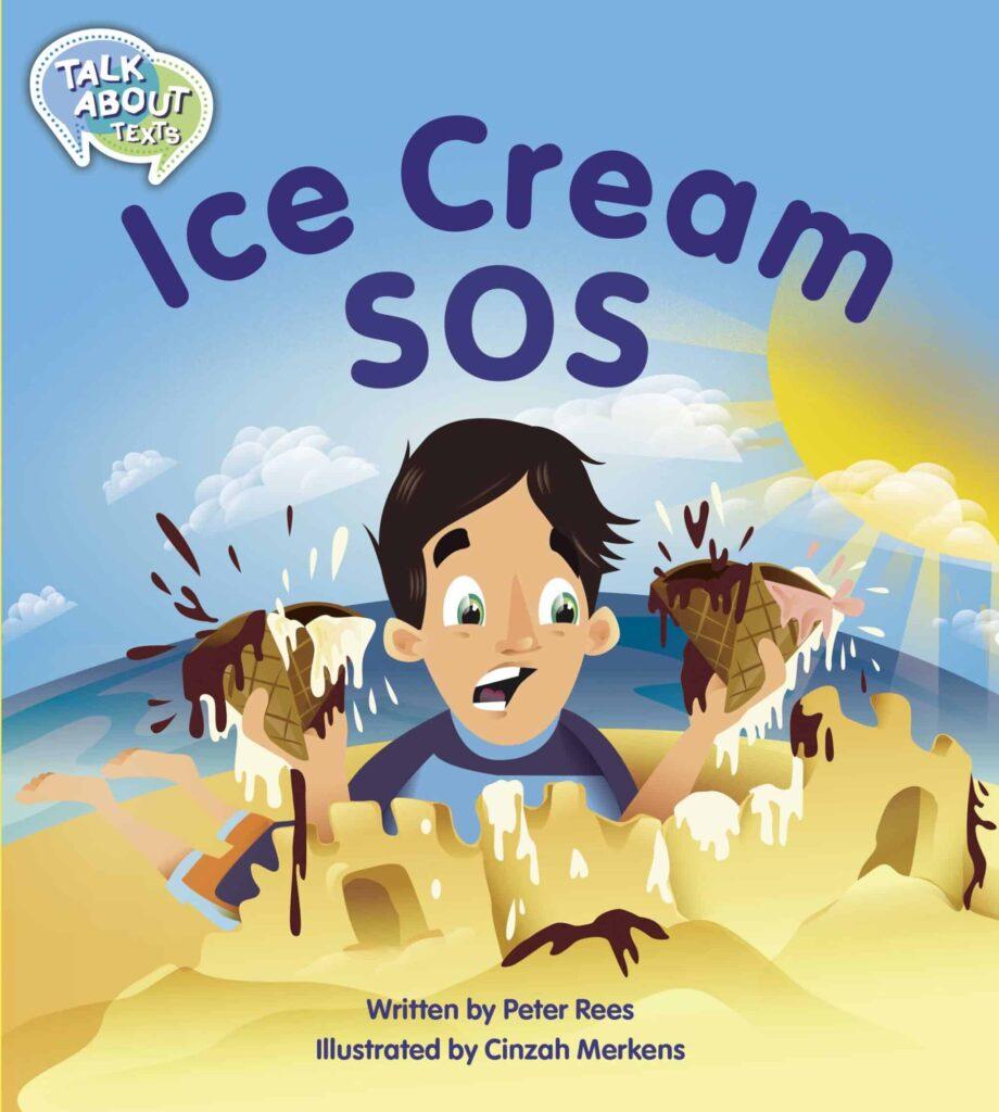 Ice cream SOS lecturas veraniegas para primaria