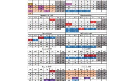 Calendario escolar Cantabria