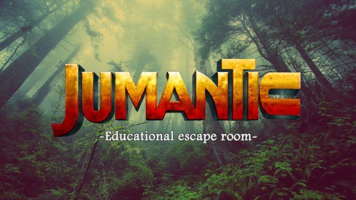 Jumantic escape room