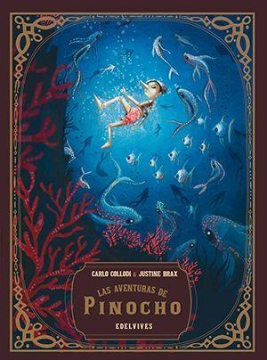Pinocho Libros clásicos reeditados