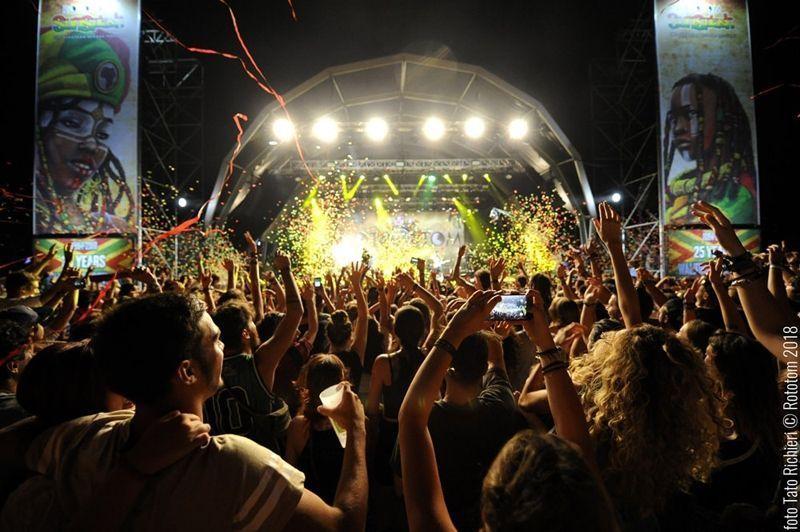 Rototom Sunsplash festivales familia