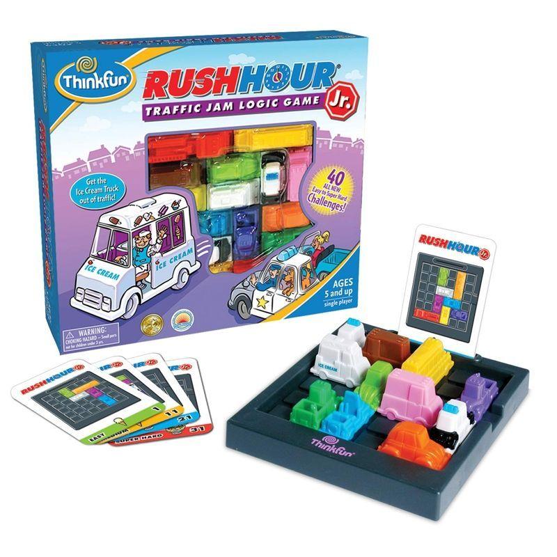 Rush Hour juegos de mesa de lógica