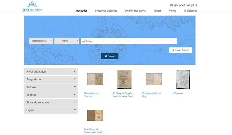 Catálogo BNEscolar