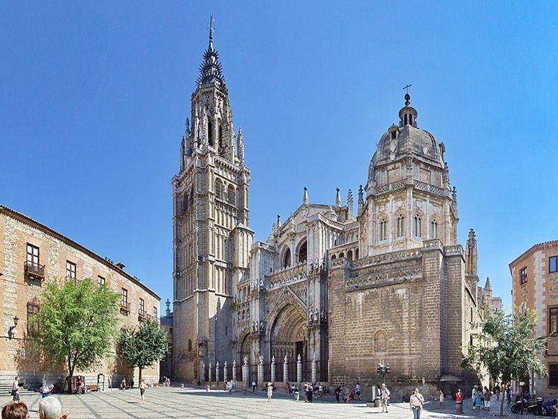 Toledo lugares clásicos literarios