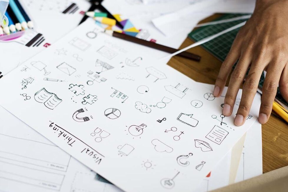 libros metodologías activas visual thinking