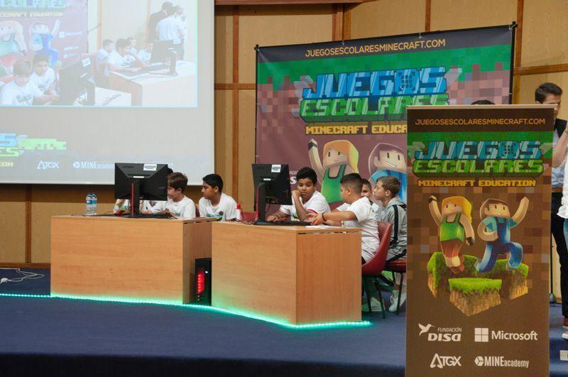 Juegos Escolares Minecraft: Education Edition