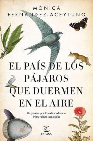 El país de los pájaros que duermen en el aire libro