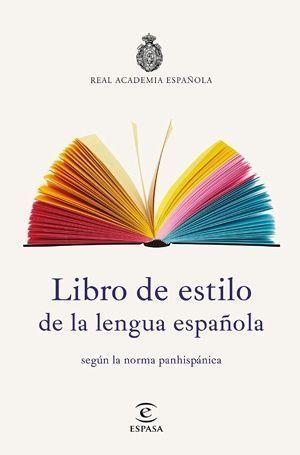 Libro de estilo de la lengua española RAE