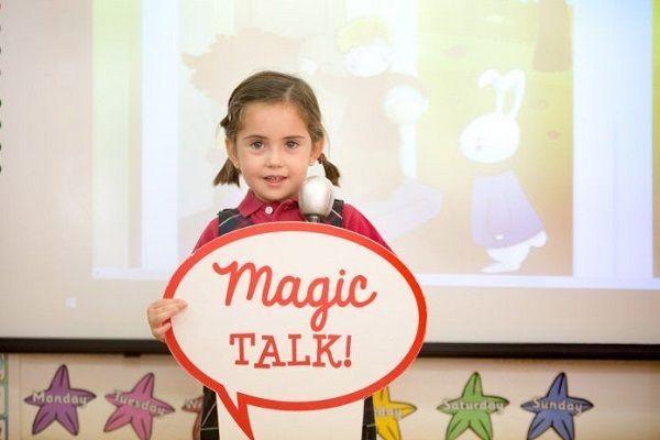 Magic Talk!: un proyecto para que los alumnos de Infantil hablen mejor Inglés
