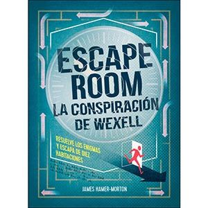 Escape room la conspiración de Wexell