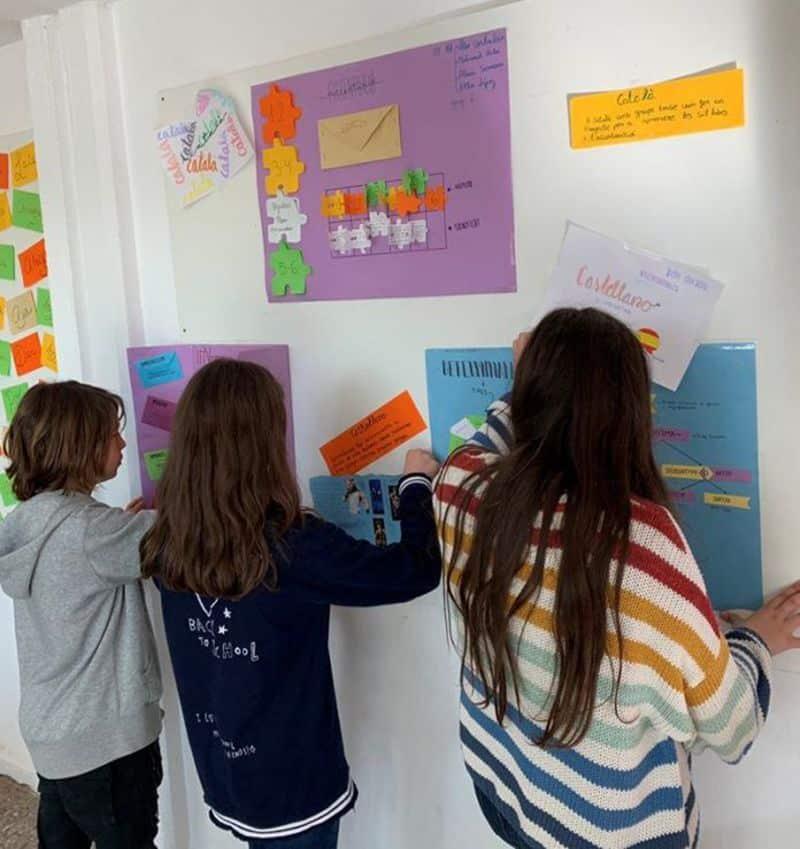 Superando misiones para aprender lengua
