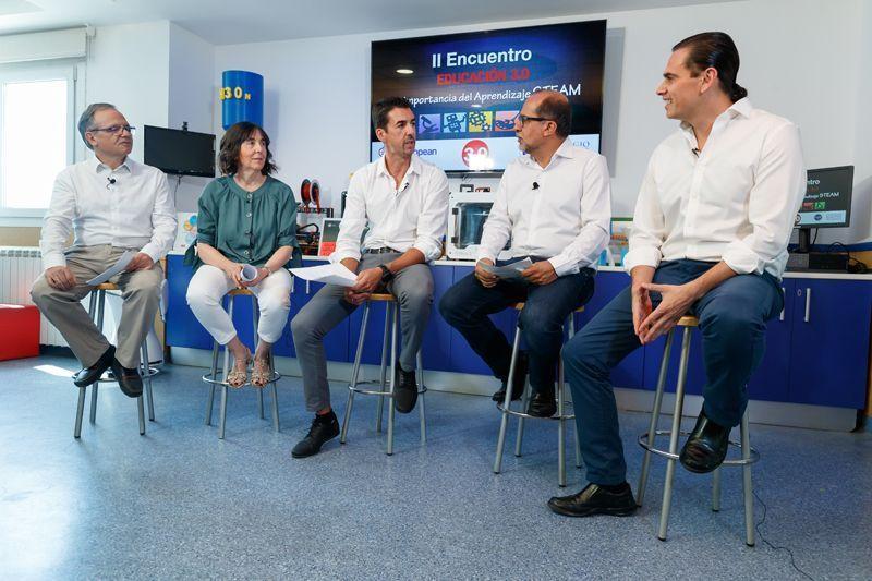Encuentros EDUCACIÓN 3.0. Niñas STEAM