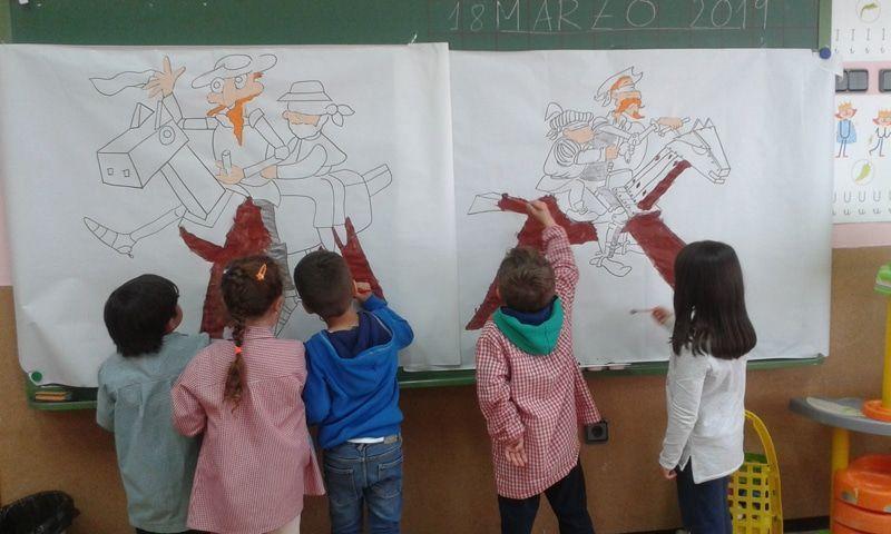 Infantil Clavileño Cervantes
