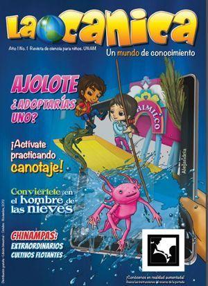 La canica revista ciencias niños