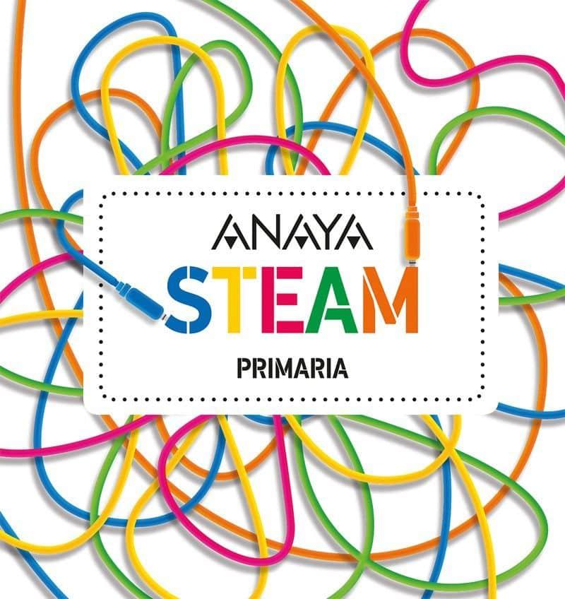 Anaya STEAM novedades en recursos educativos