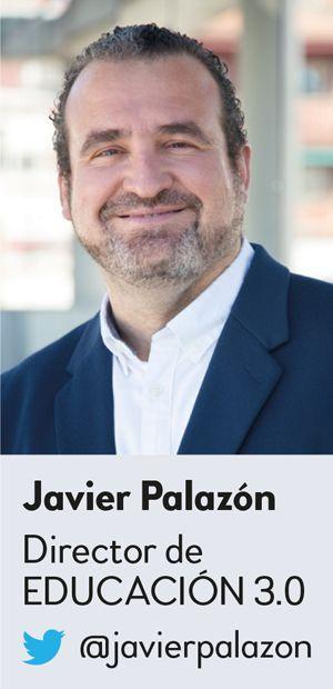 Javier Palazón - inicio de curso