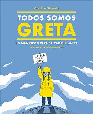 Todos somos Greta Libros cambio climático