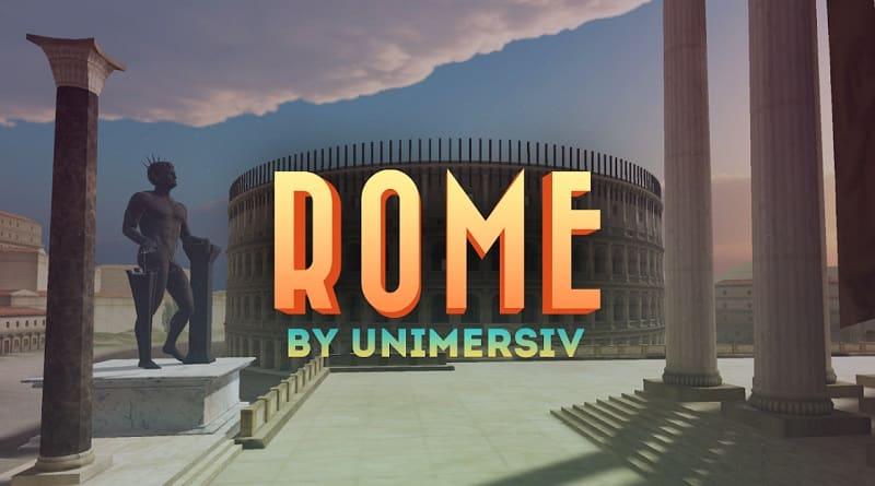 Apps de realidad virtual (Unimersiv)