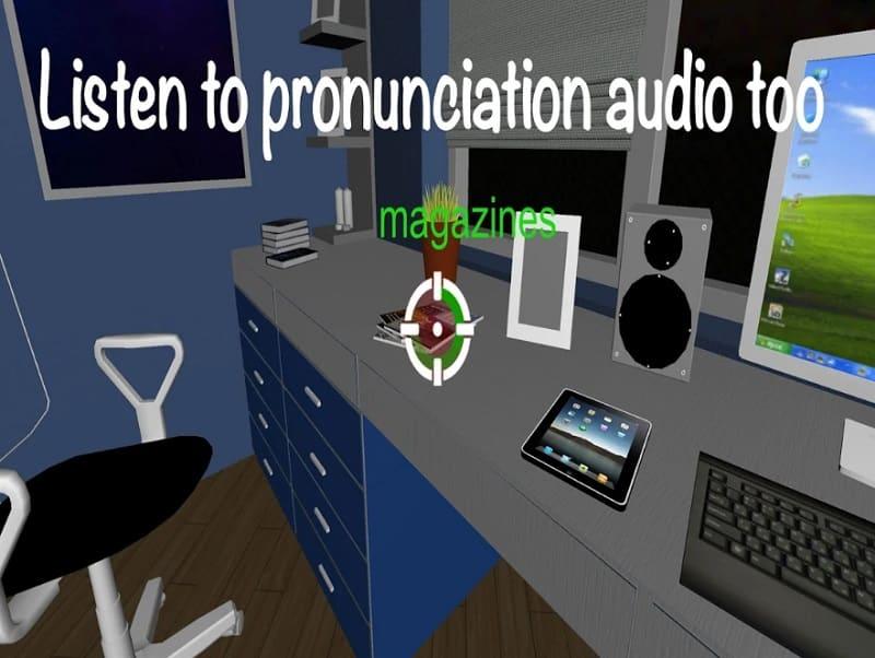 VR Learn English