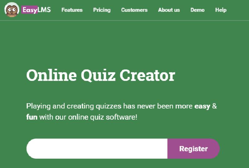 Online Quiz Creator