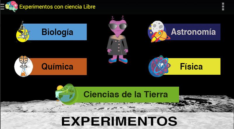 Experimentos con Ciencia
