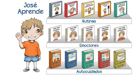 Recursos para alumnos con el Trastorno del Espectro del Autista