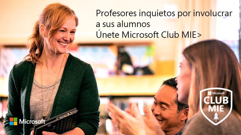 Microsoft ClubMIE