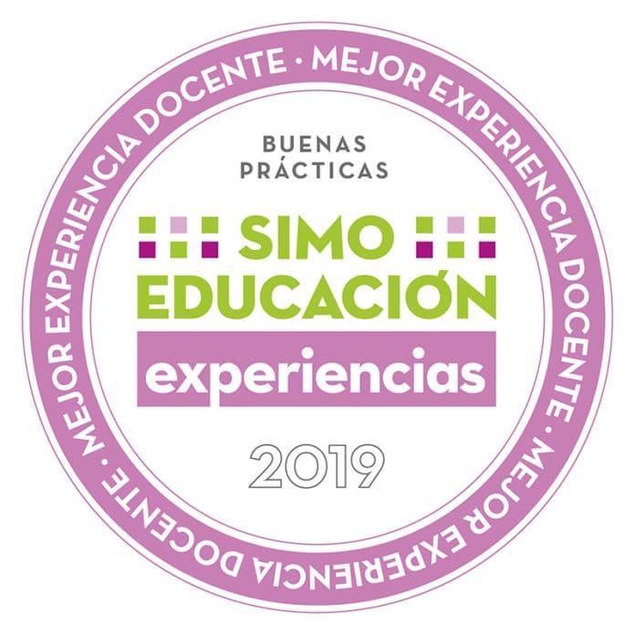 BUENAS PRÁCTICAS SIMO EDUCACIÓN 2019
