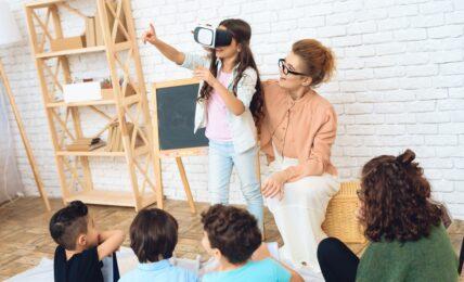 Apps para aprender con la realidad virtual en el aula