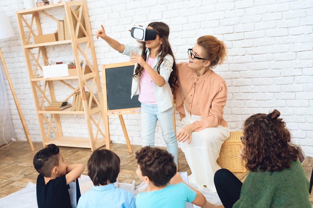 Apps para aprender con la realidad virtual   EDUCACIÓN 3.0