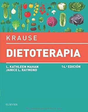 Krause. Libros sobre alimentación saludable