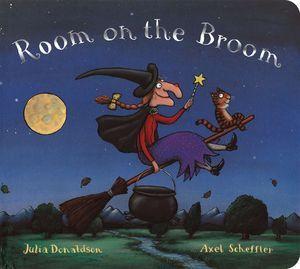 Room on the Broom Cuentos en Inglés