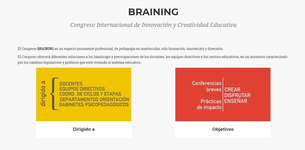 Congreso Braining