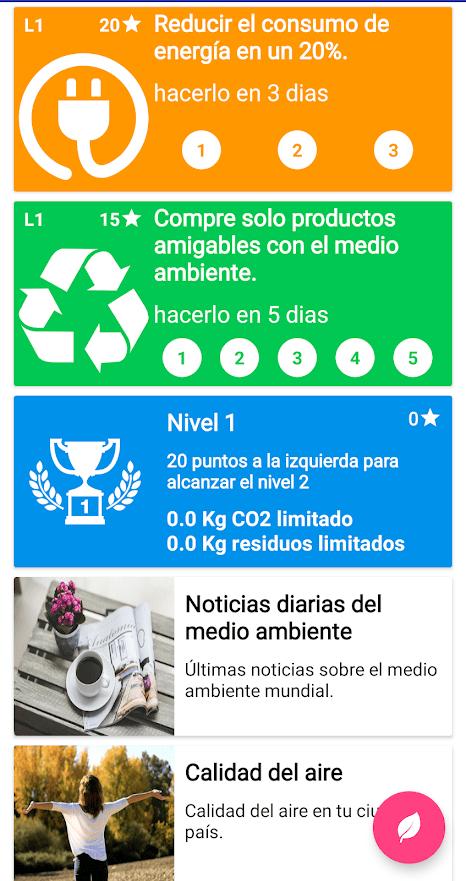 Desafío ambiental