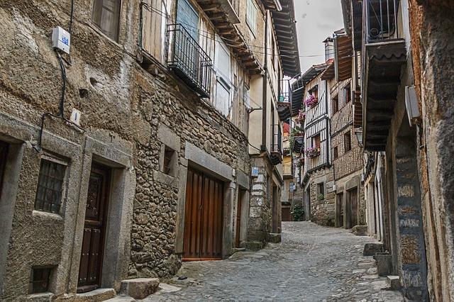 La Alberca (Salamanca) pueblos históricos
