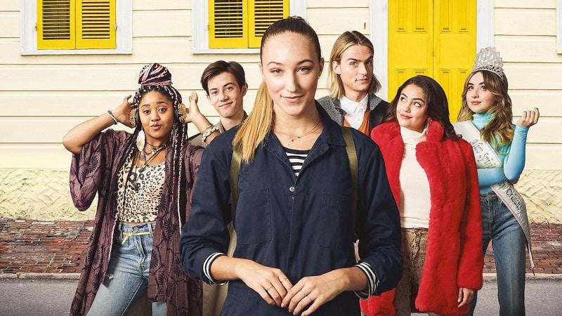 Tall Girl series que fomentan la inclusión