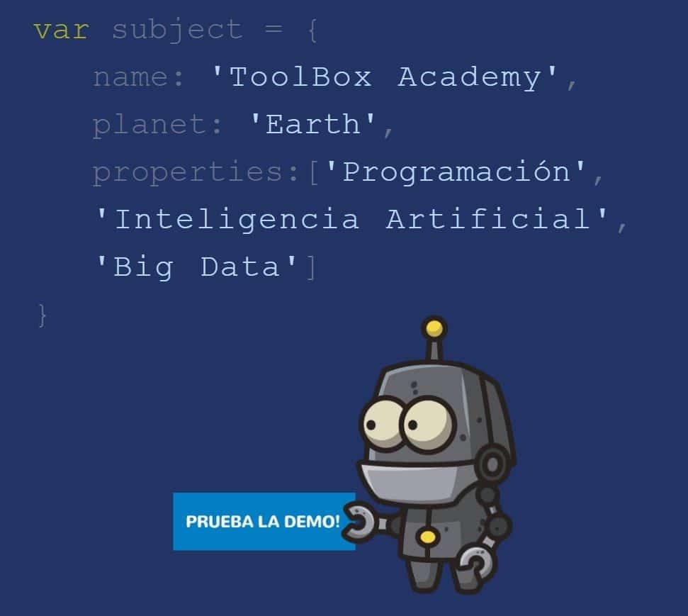 Toolbox programación