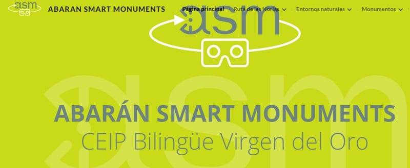 Abarán Smart Monuments