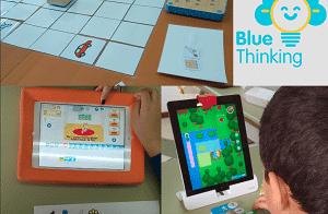 BlueThinking: Programando en Educación Infantil y Educación Especial