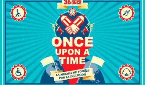 Concurso escolar inclusión de la ONCE