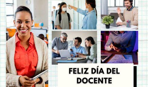 día mundial del docente
