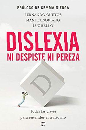 Dislexia ni despiste ni pereza libros dislexia