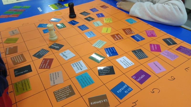 proyecto de ajedrez educativo lengua